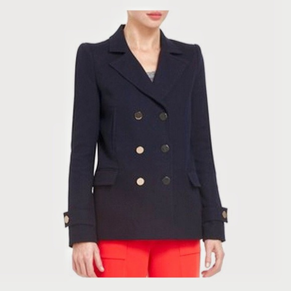 BCBGMaxAzria Jackets & Blazers - BCBG MAX AZRIA Hugo Jacket in Navy Medium
